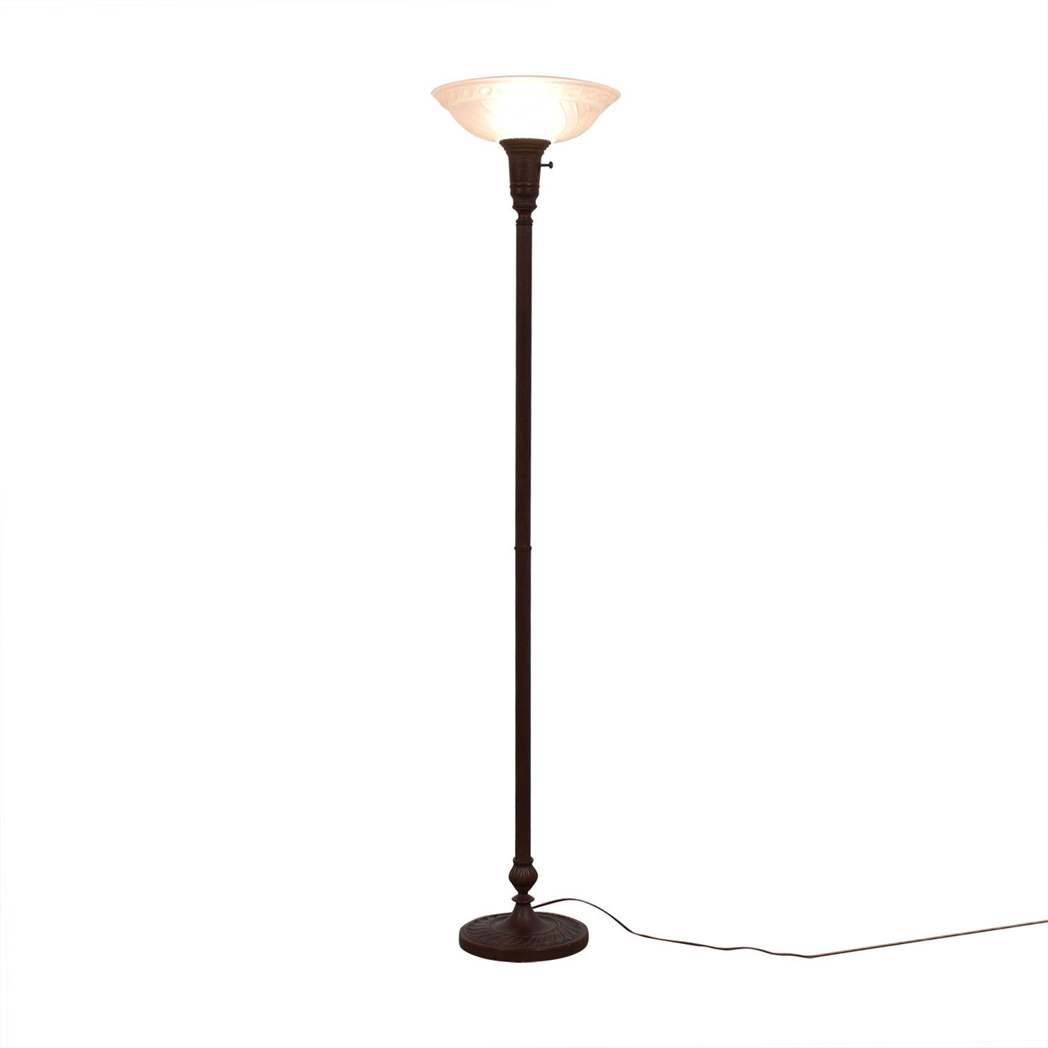 shop Art Deco Standing Floor Lamp
