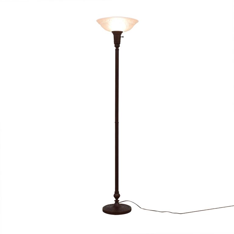 Art Deco Standing Floor Lamp for sale