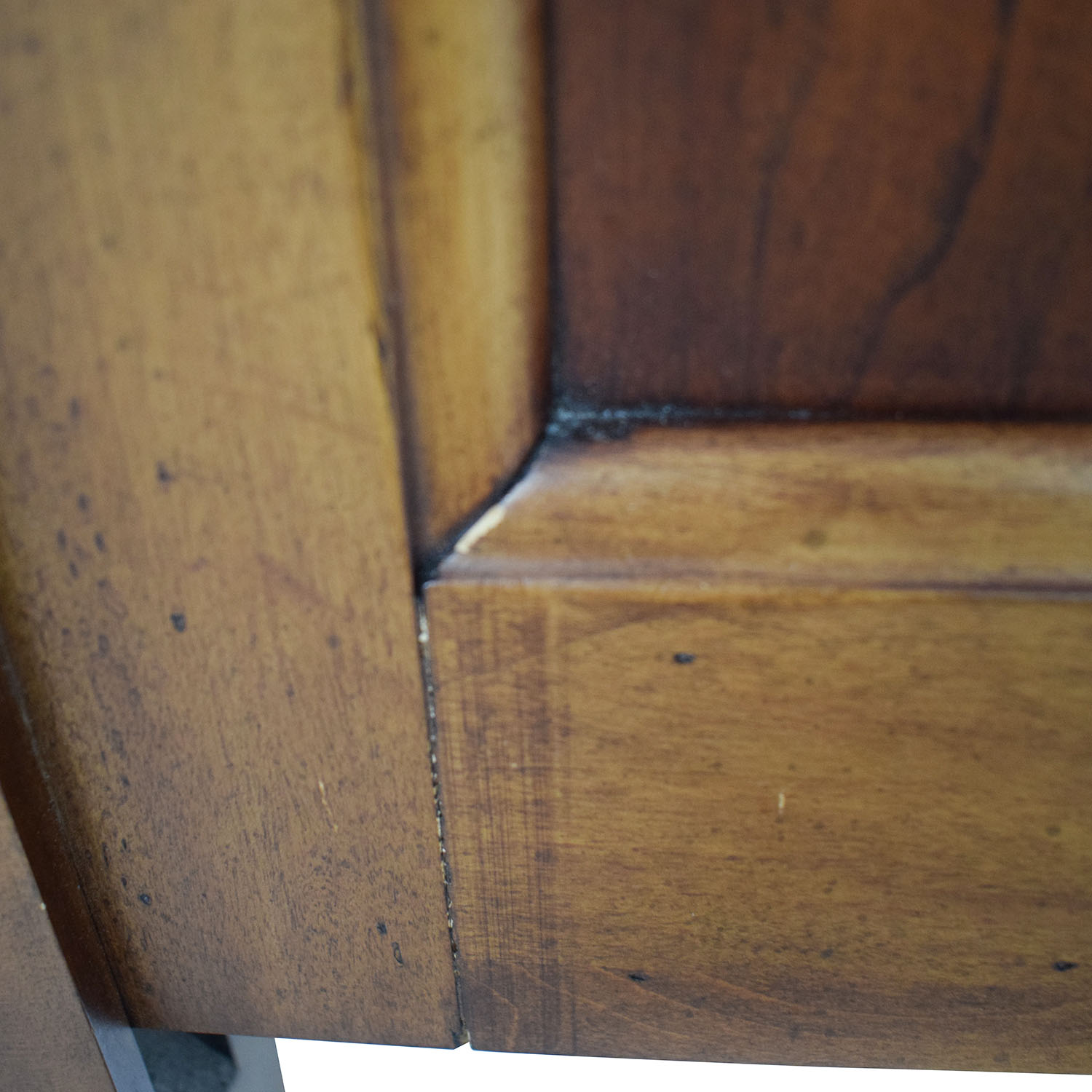 National Mt. Airy Mt. Airy Queen Panel Wood Vintage Headboard coupon