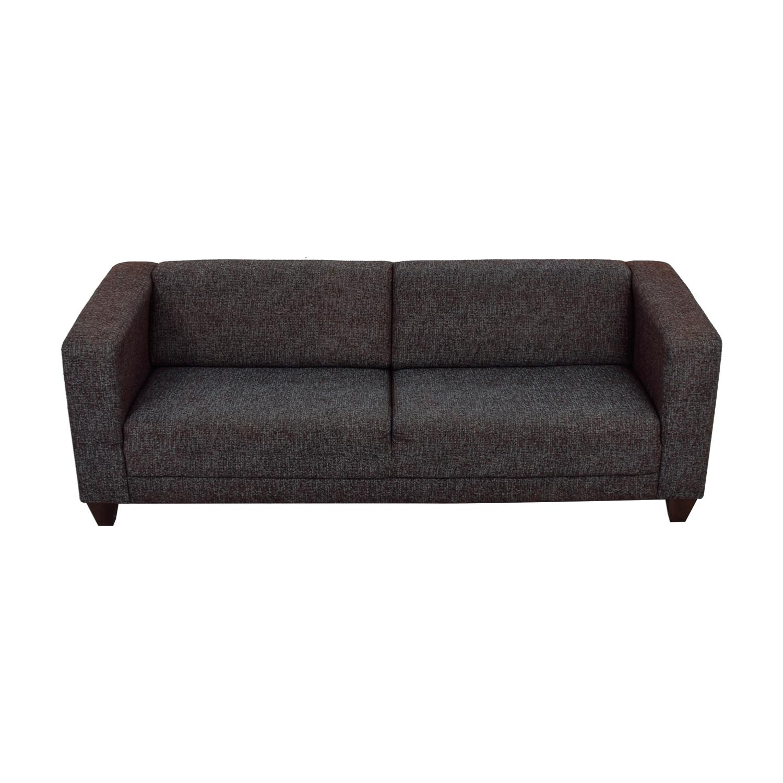 shop EQ3 Stella Two-Cushion Sofa EQ3