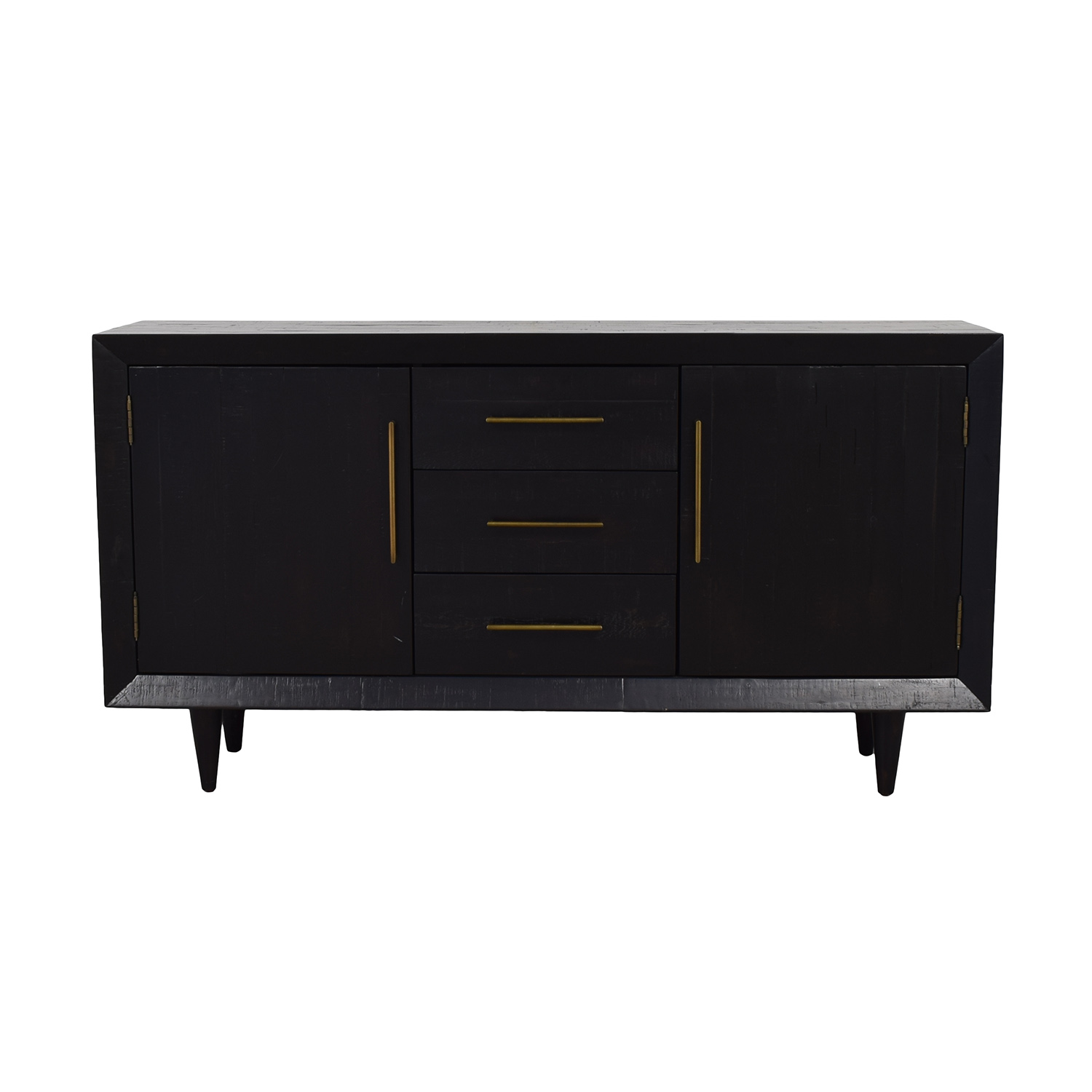 buy One Kings Lane Wood Buffet Credenza One Kings Lane Storage