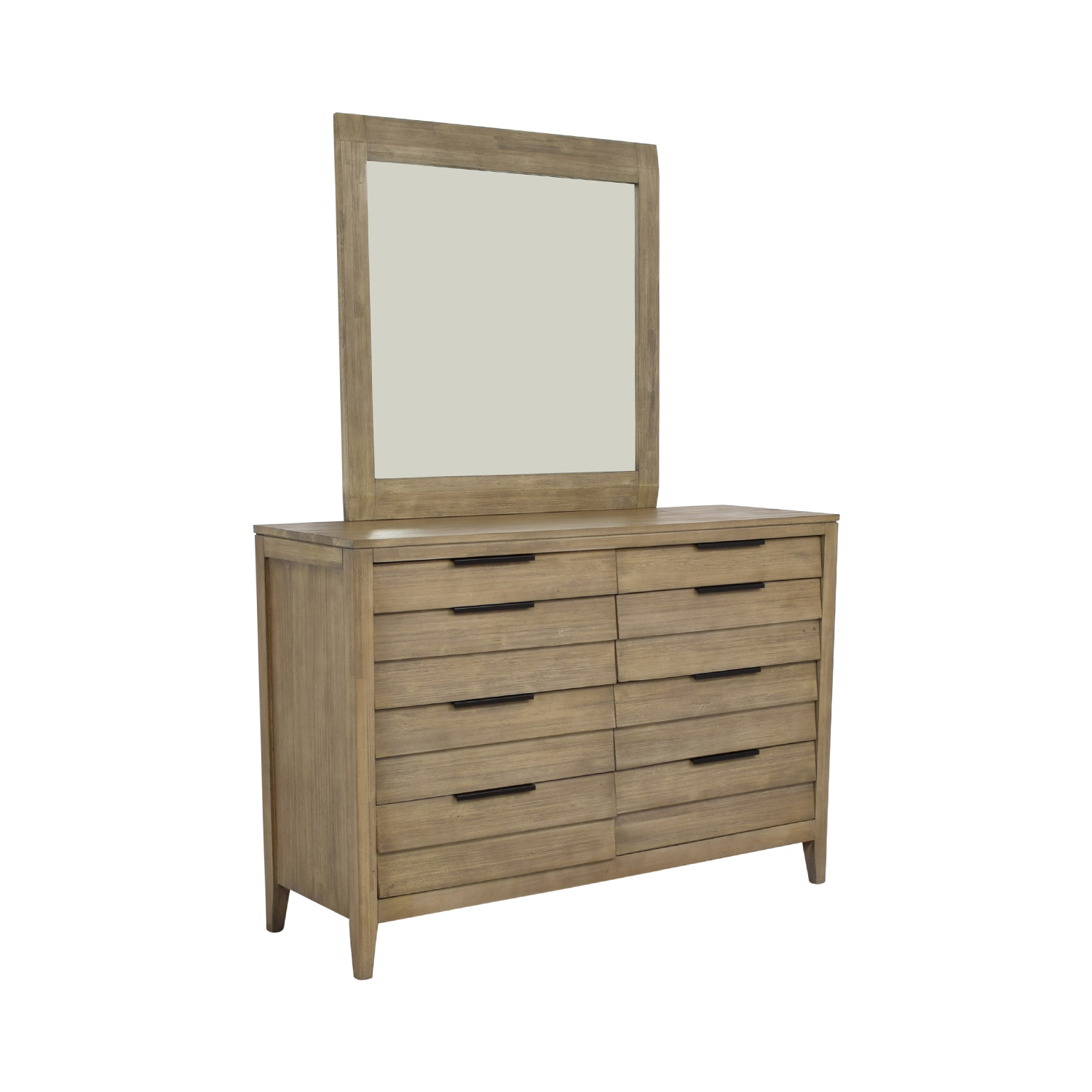Macy's Macy's Mirrored Dresser second hand