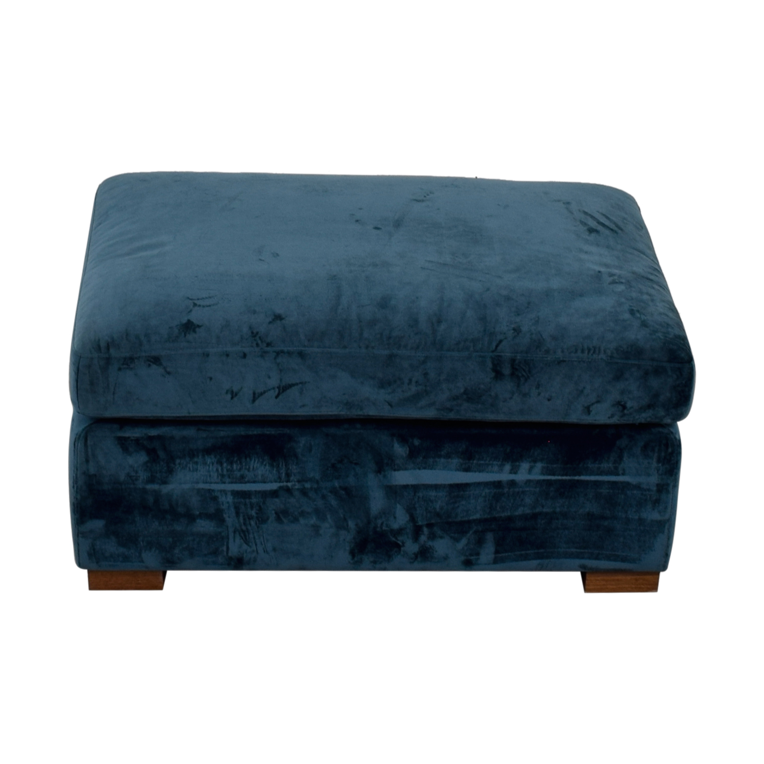 Charly Sapphire Ottoman / Ottomans