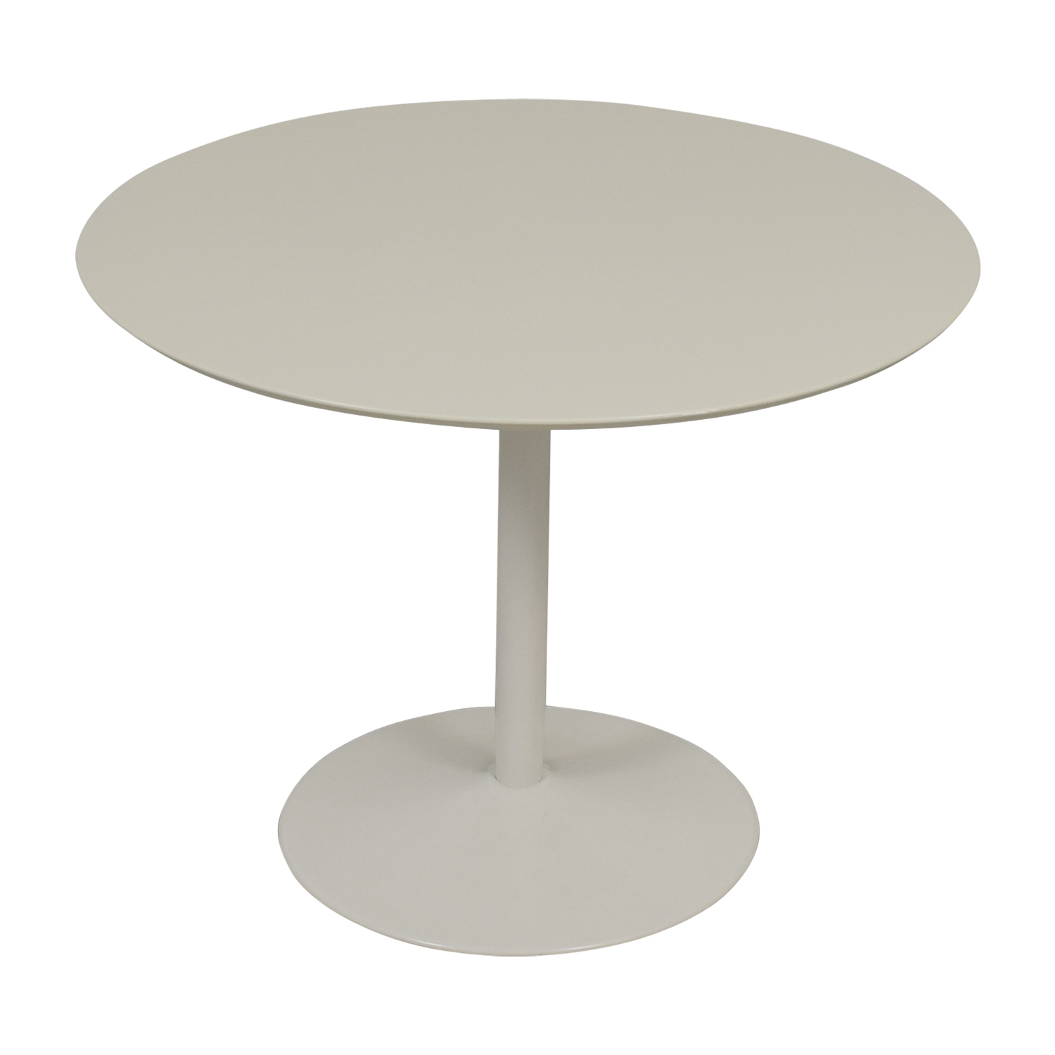 CB2 CB2 Odyssey White Dining Table price