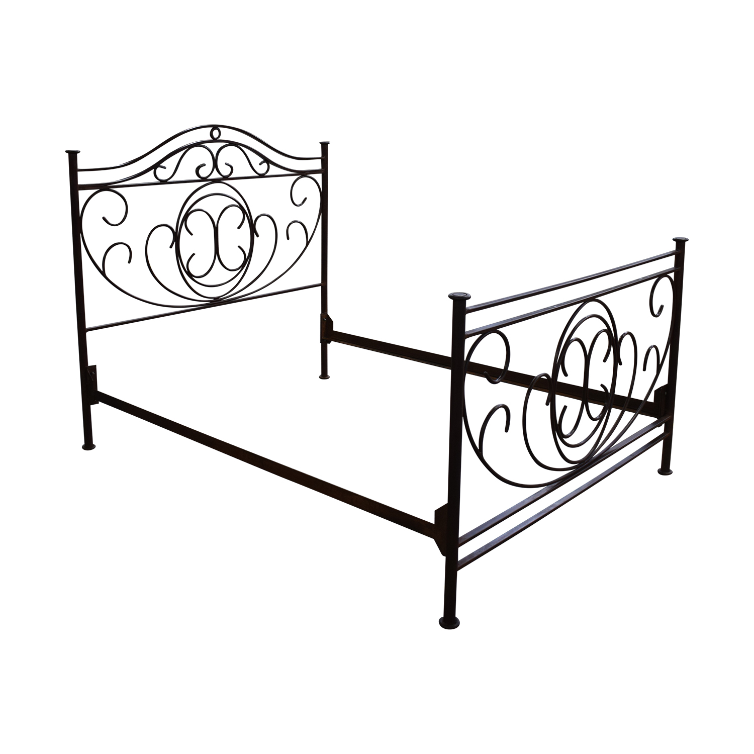 shop Restoration Hardware Brass Queen Bed Frame Restoration Hardware Bed Frames