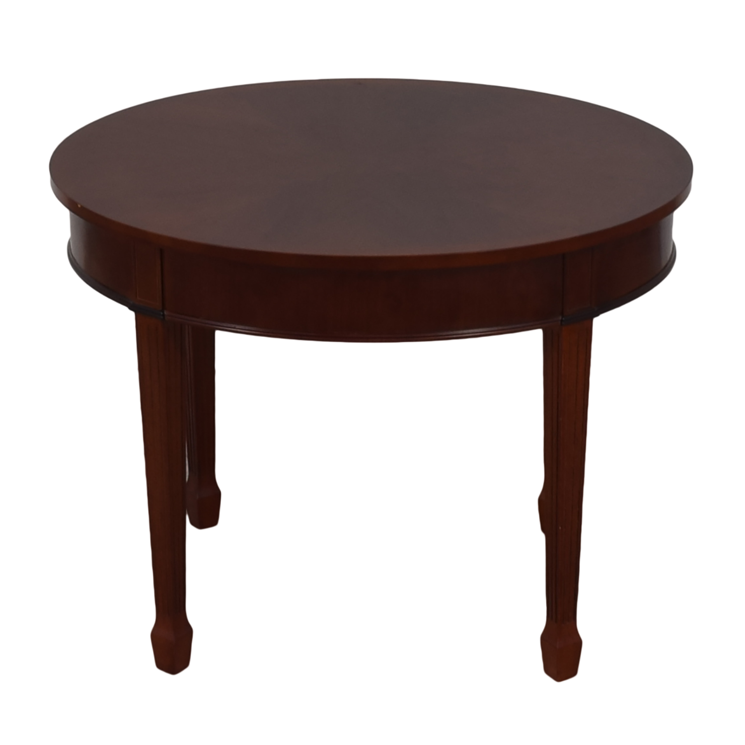 Bombay Company Cherry Wood Oval Table / Sofas