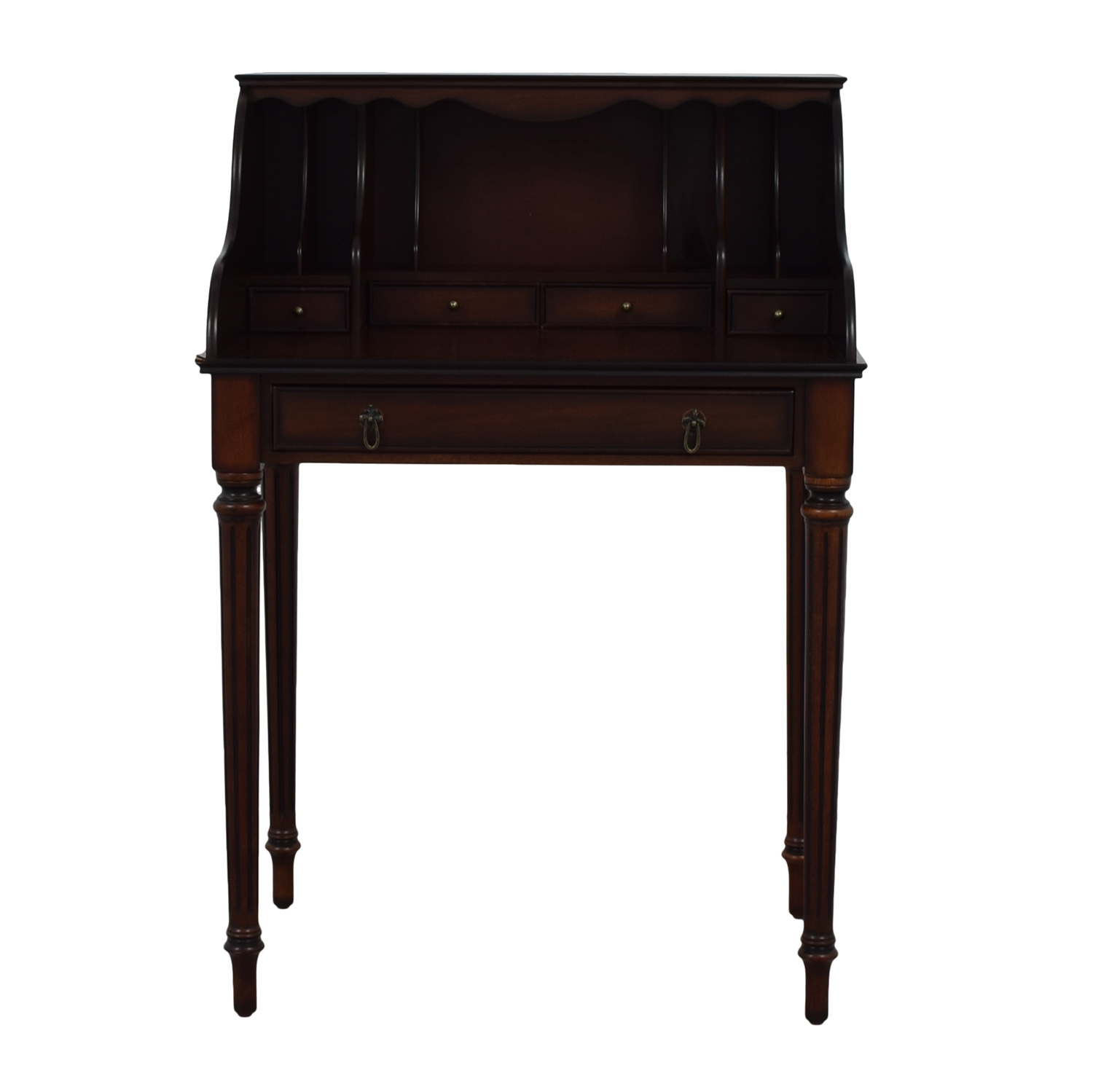 Buy Bombay Company Secretary Desk With Drawer Bombay Company