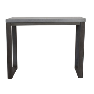 Crate & Barrel Crate & Barrell Steel Top Table price
