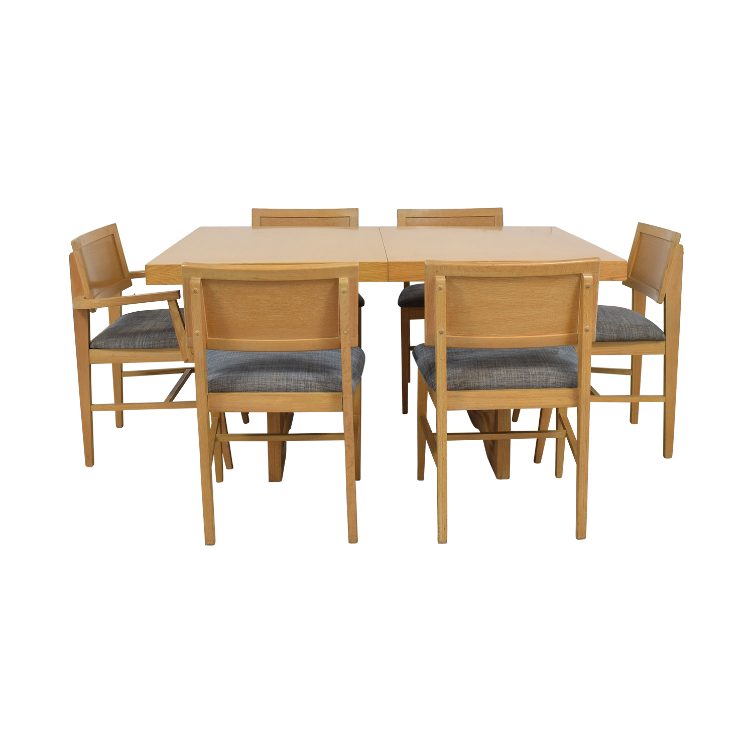 shop Mid-Century Extentable Dining Set  Dining Sets