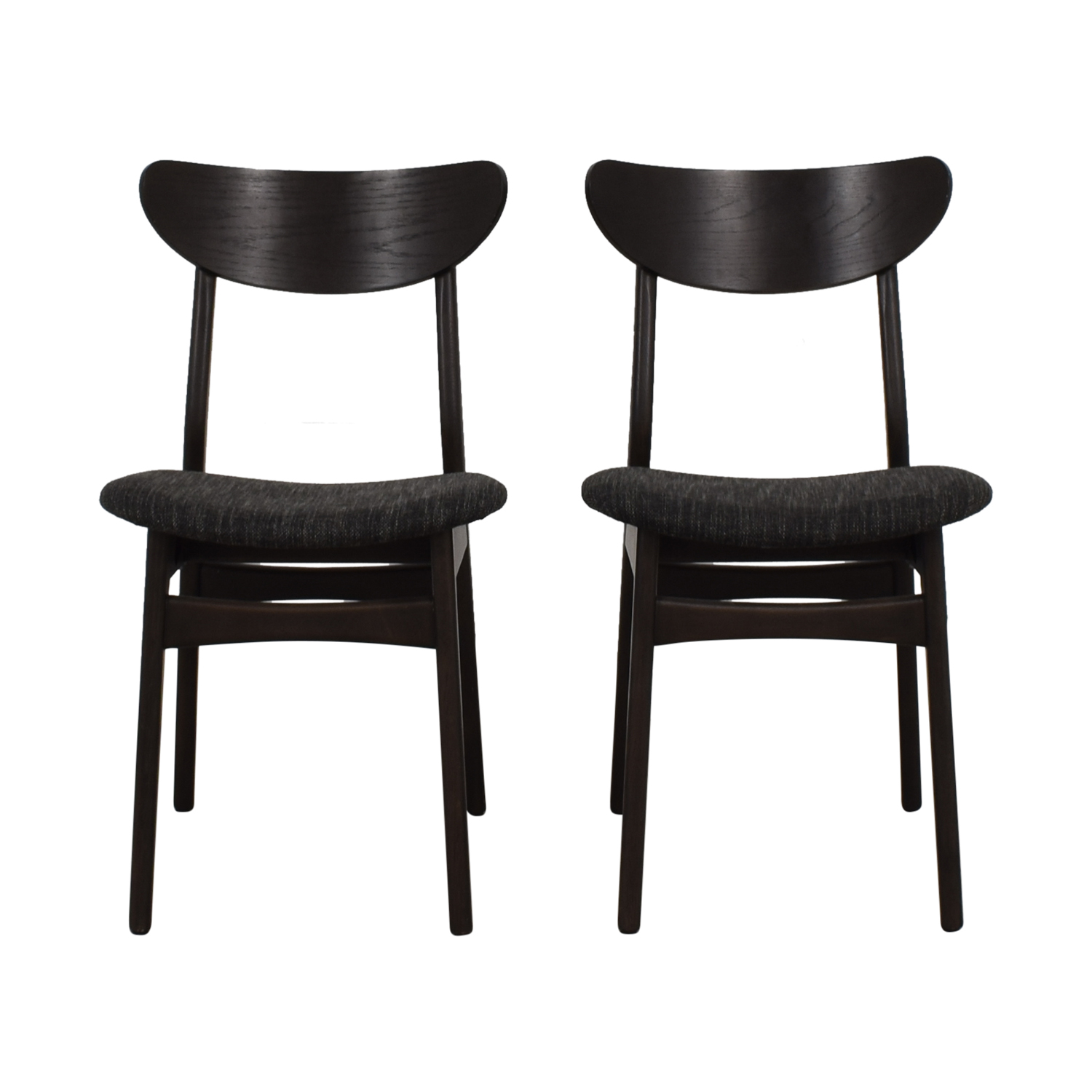 West Elm West Elm Classic Cafe Dining Chairs nj