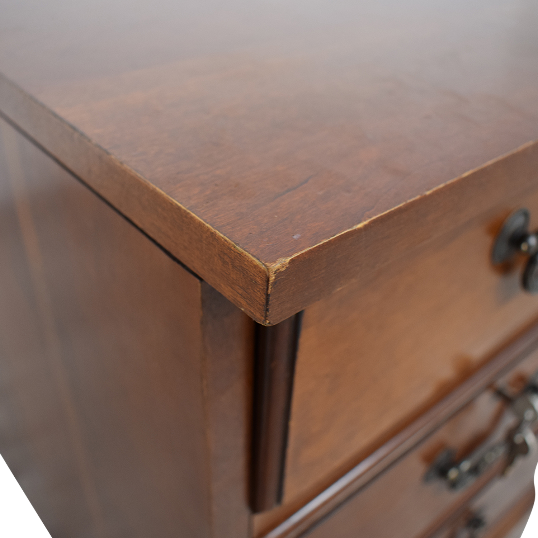 buy Hooker Wood Two-Drawer Filing Cabinet Hooker Tables