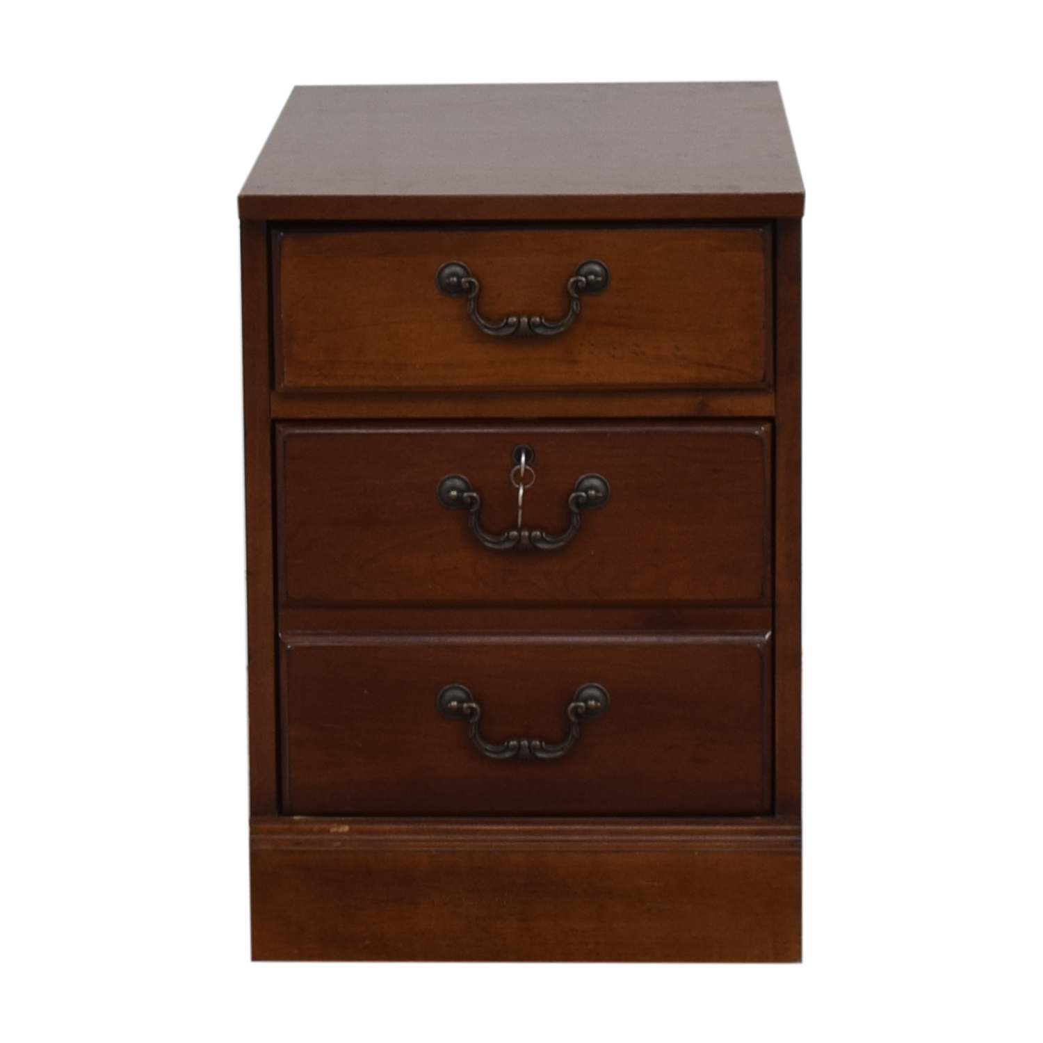 Hooker Hooker Wood Two-Drawer Filing Cabinet coupon