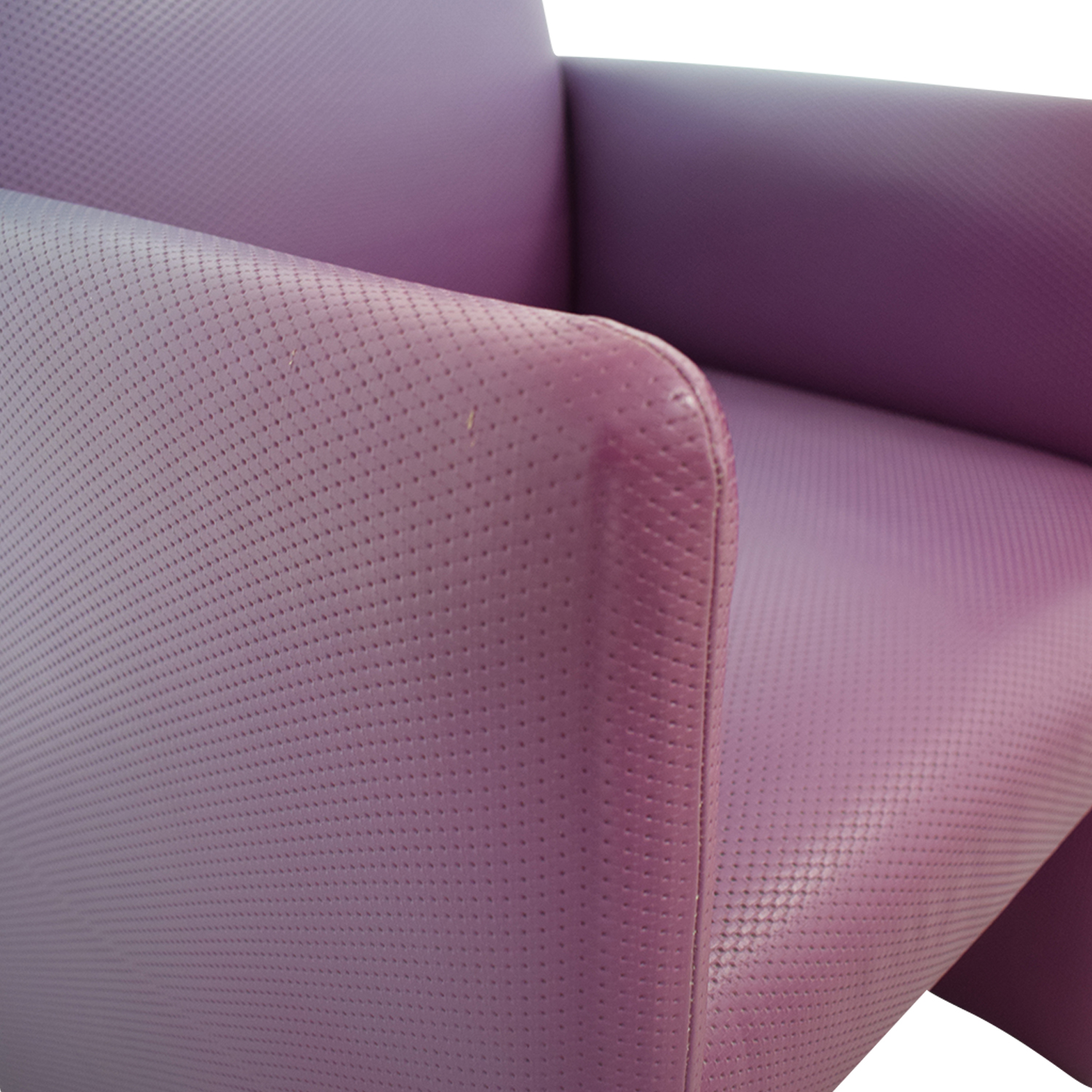 shop Furniture Masters Furniture Masters Purple Accent Chair online