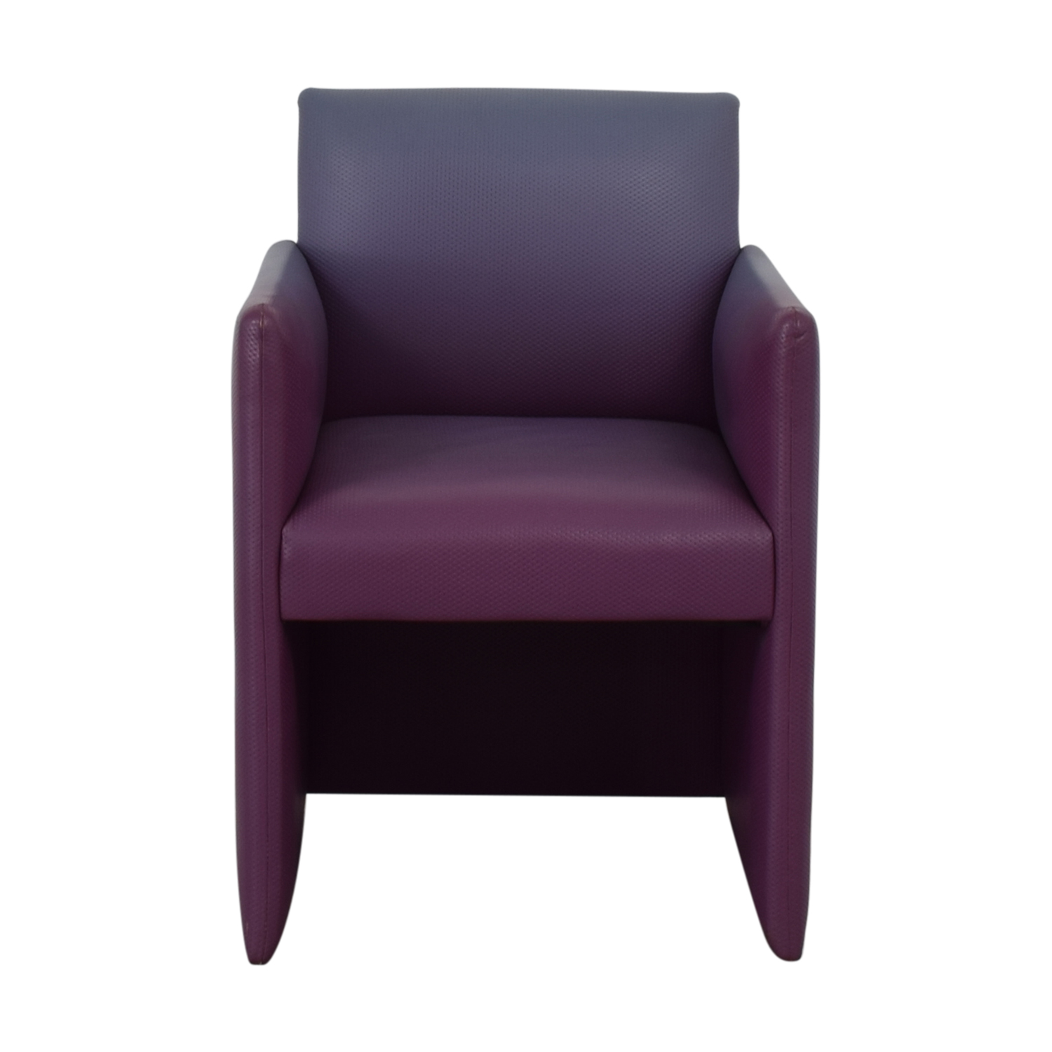 Furniture Masters Furniture Masters Purple Accent Chair dimensions