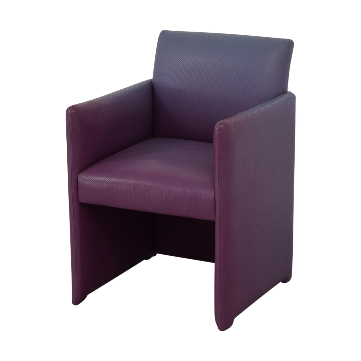 Furniture Masters Furniture Masters Purple Accent Chair used