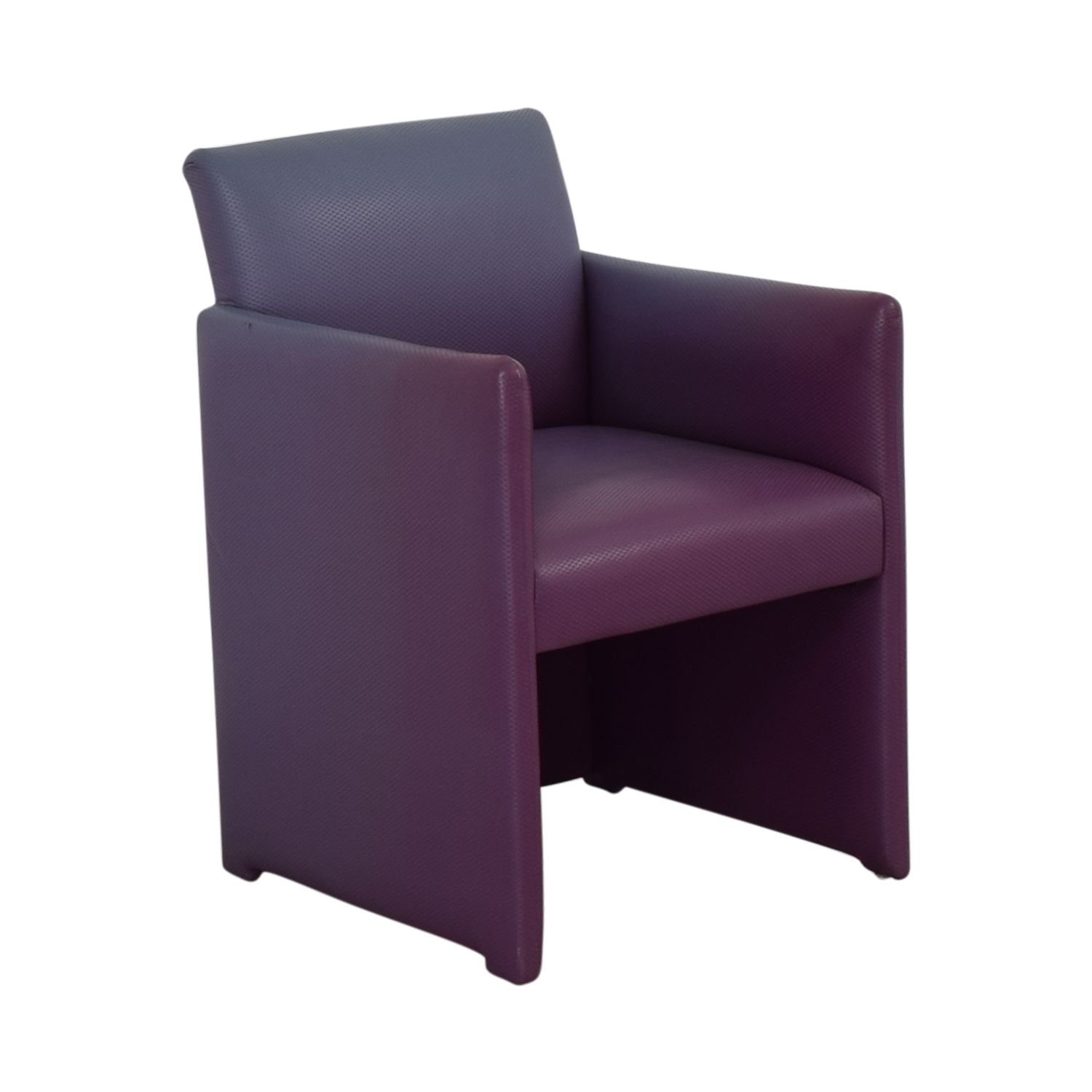 Furniture Masters Furniture Masters Purple Accent Chair nyc