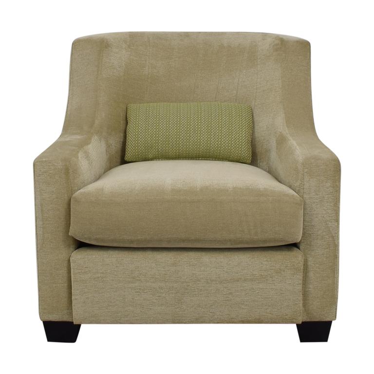 shop Furniture Masters Beige Club Chair Furniture Masters