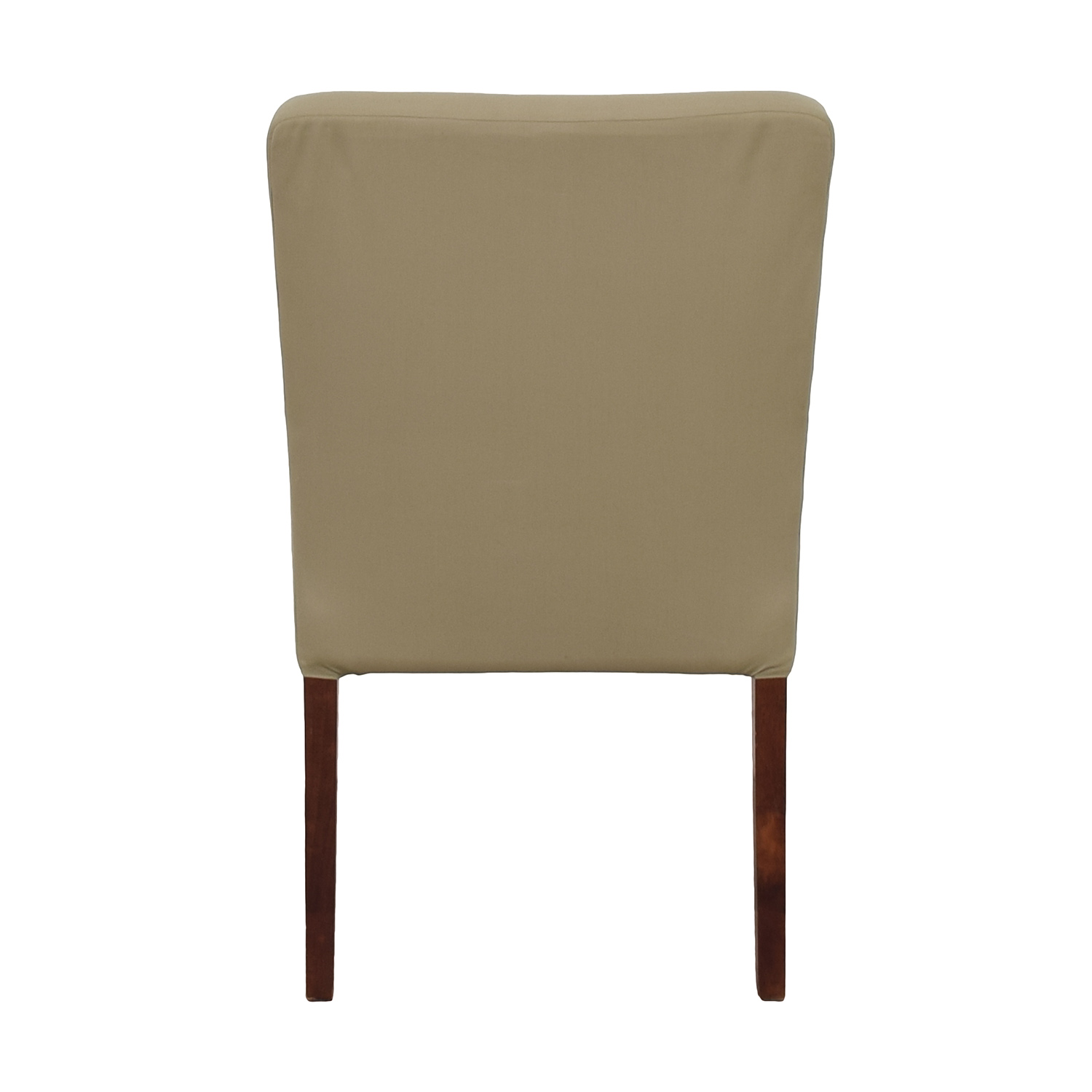 Pottery Barn Megan Beige Accent Chair Pottery Barn