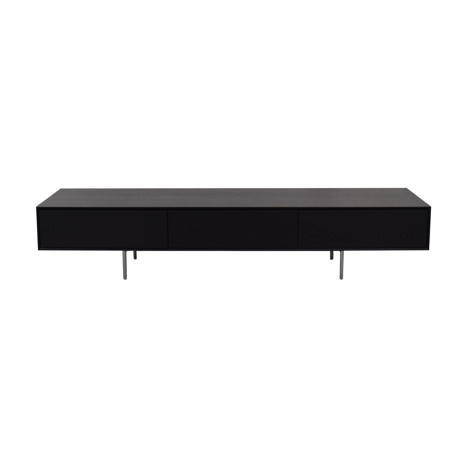 buy Time & Style Three-Drawer Console Time & Style Media Units