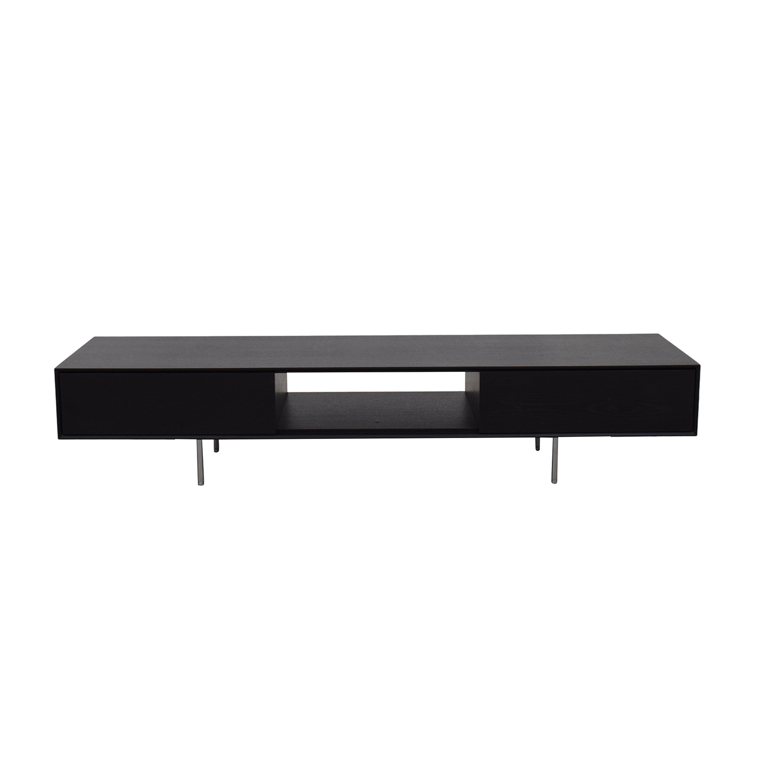 buy Time & Style Two-Drawer Console Time & Style Media Units