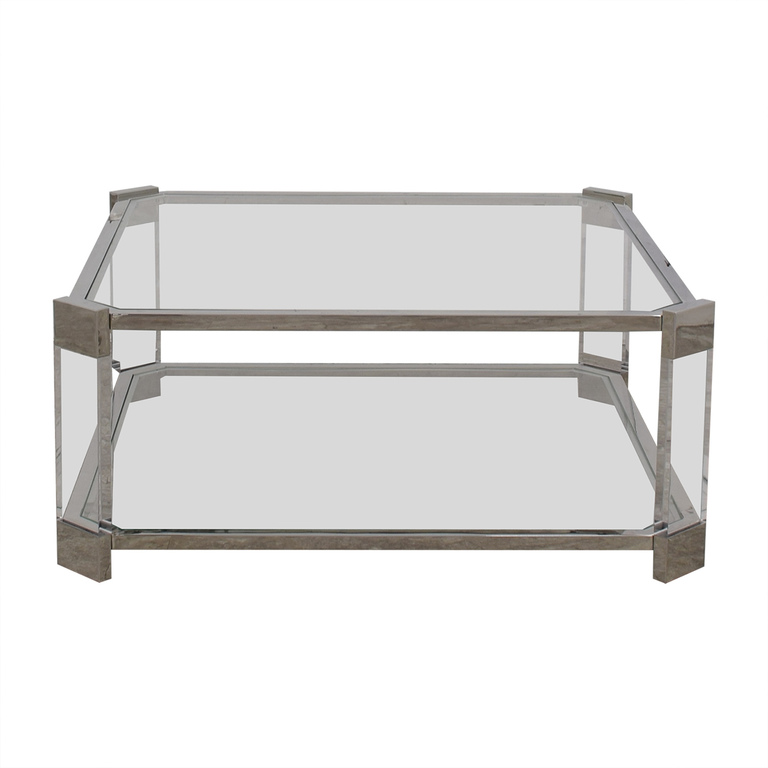 buy Mitchell Gold + Bob Williams Mitchell Gold + Bob Williams Melrose Square Cocktail Table online