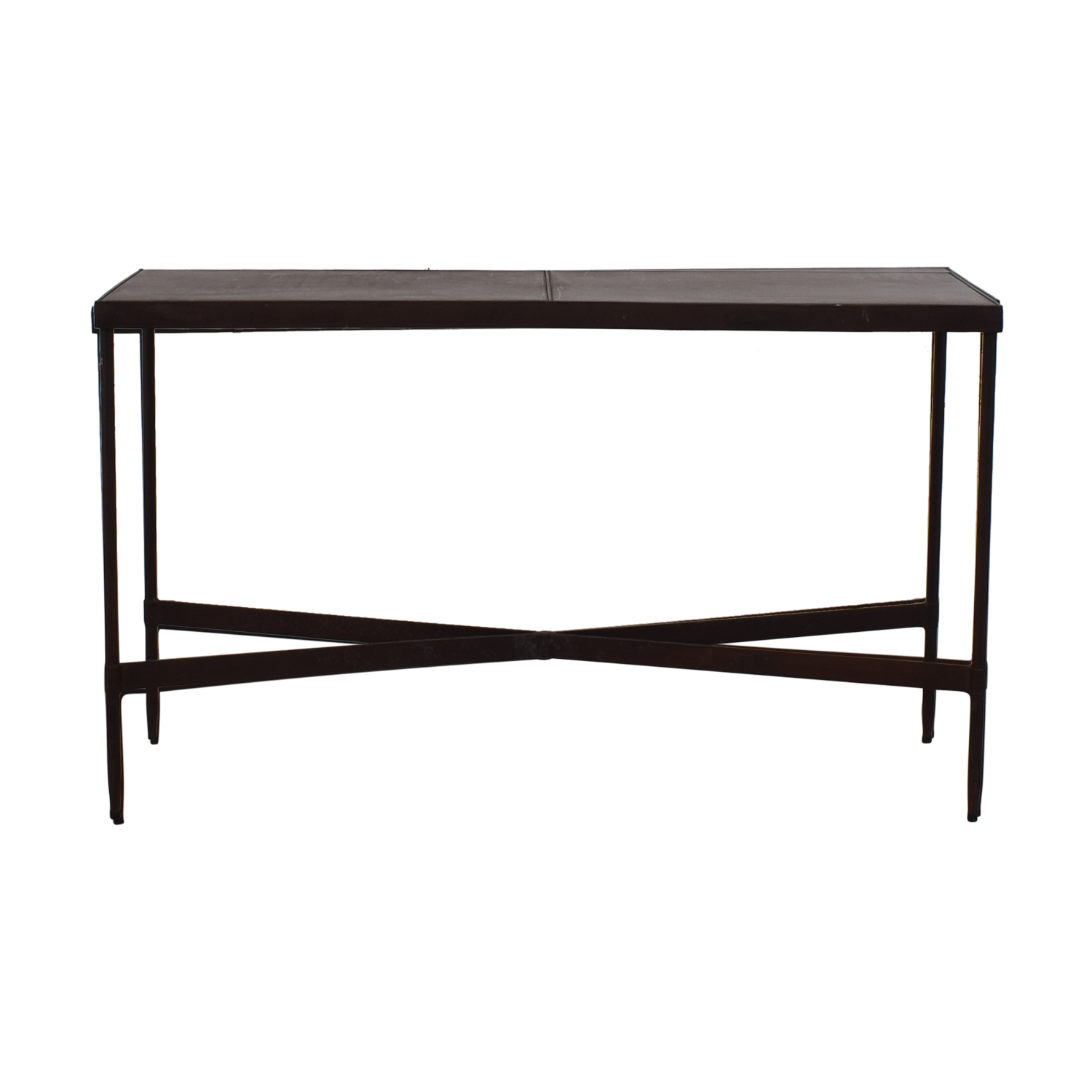 buy ABC Carpet & Home Wrought Iron Side Table ABC Carpet & Home