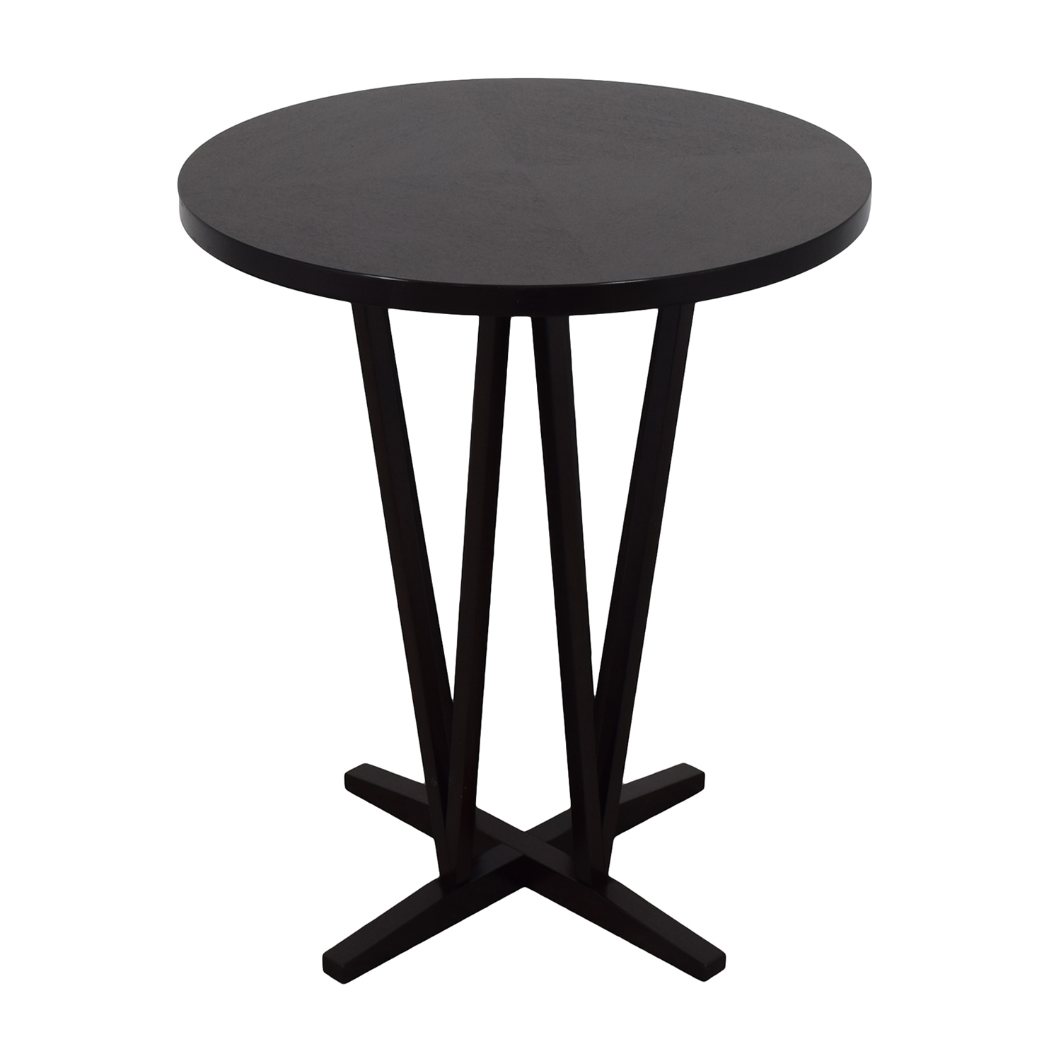 Southern Enterprises Southern Enterprises Devon Bistro High Top Table second hand