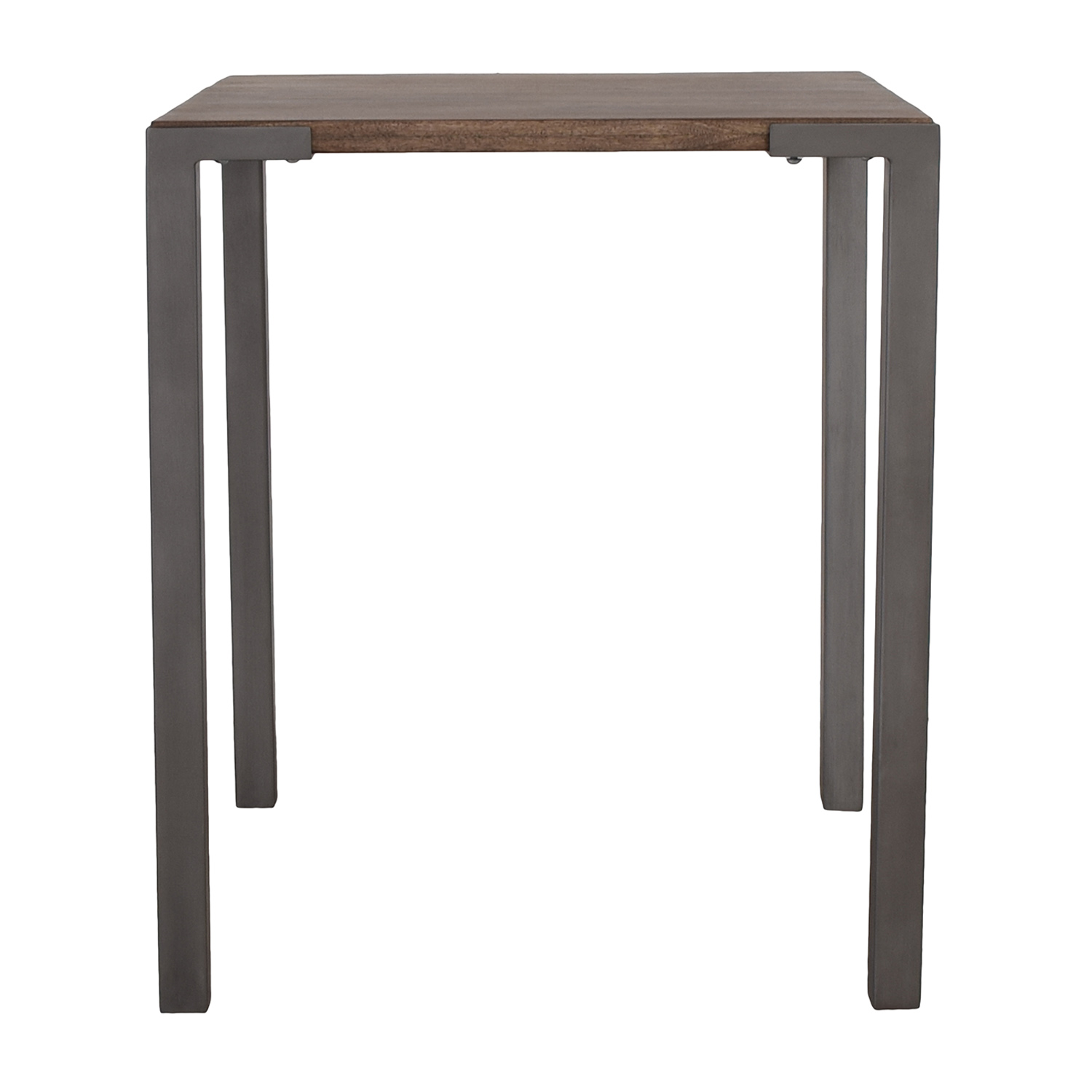 CB2 Stilt 2 Rustic Top Counter Table / Sofas