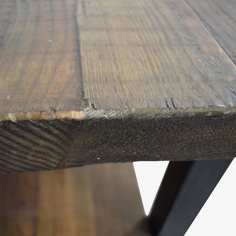Astounding 57 Off Loon Peak Loon Peak Somers Reclaimed Wood Coffee Table Tables Ibusinesslaw Wood Chair Design Ideas Ibusinesslaworg