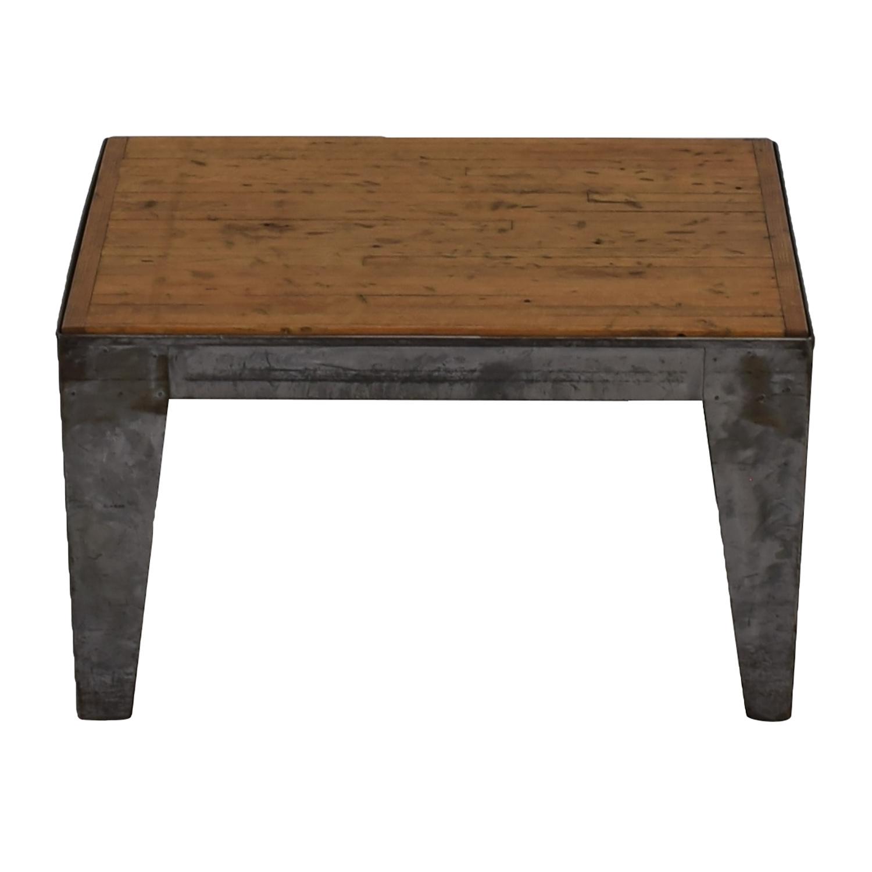 Brooklyn Reclamation Bowling Lane Wood Coffee Table / Tables