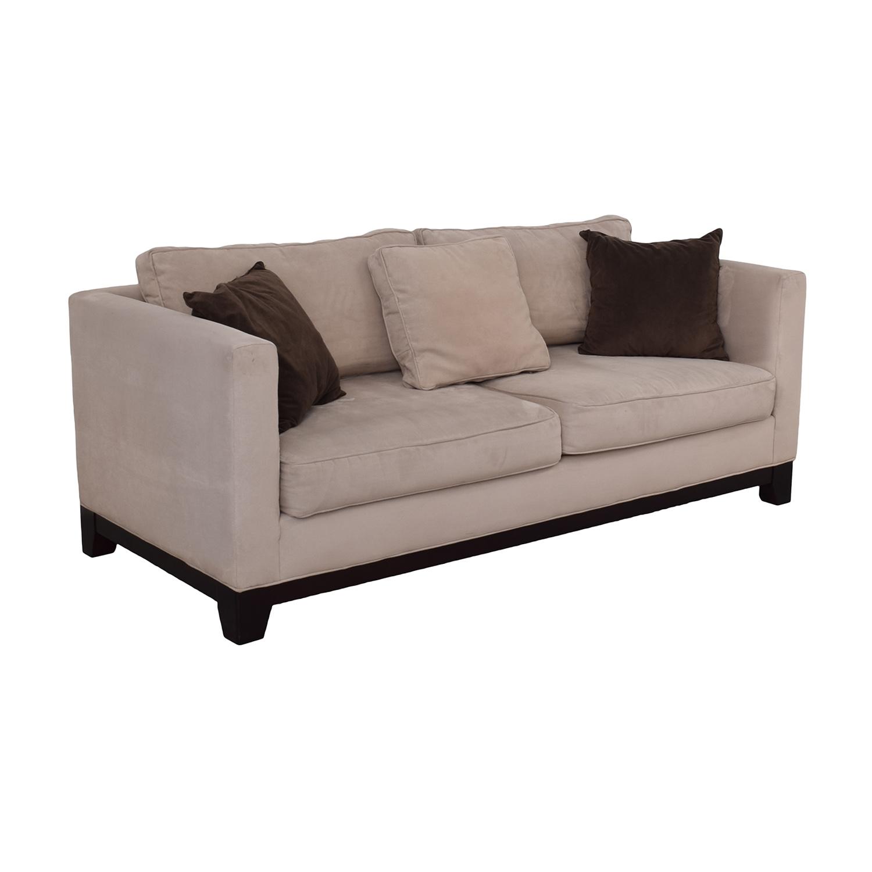 Microsuede Sofa Microsuede Sofa Sofas Ffo Home Furniture