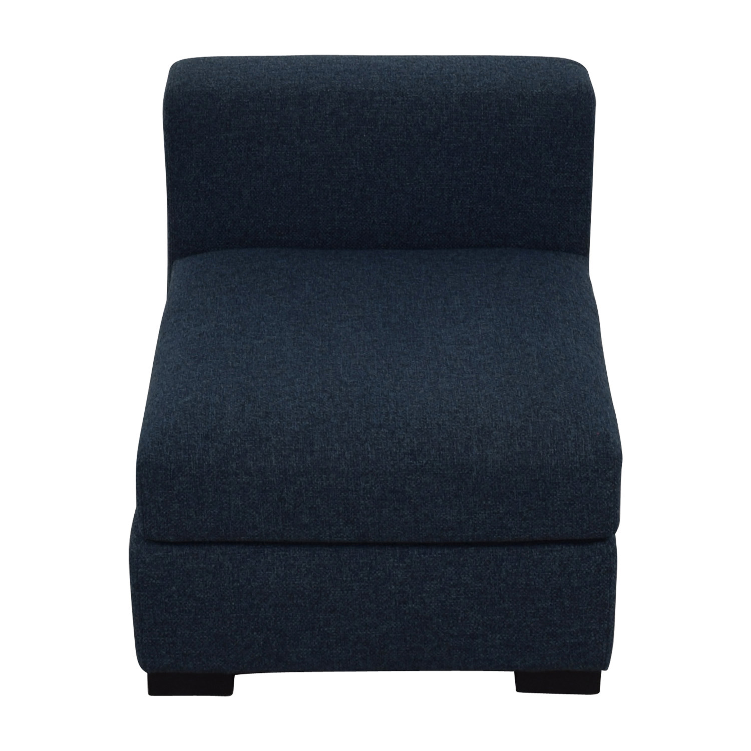 shop  Toby Blue Upholstered Armless Sofa online