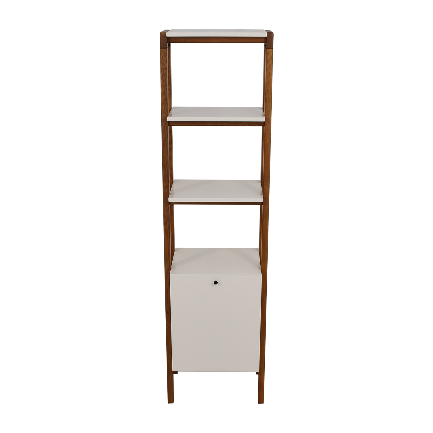 West Elm West Elm Modern Narrow Tower Bookcases & Shelving