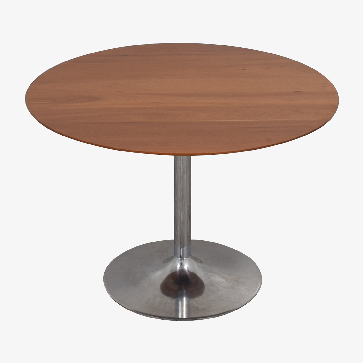 Room & Board Room & Board Aria Round Table light brown wood