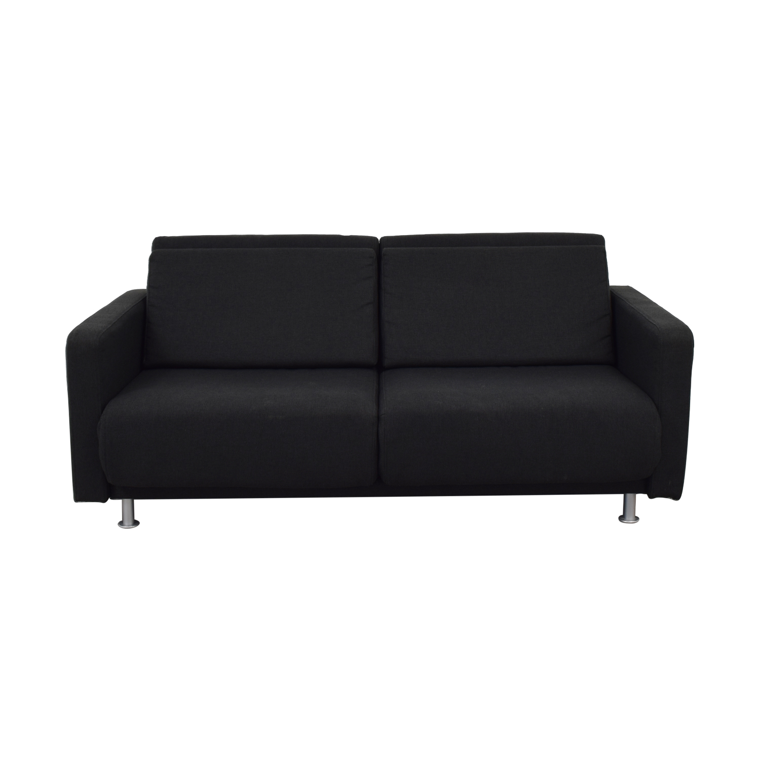 Excellent 49 Off Boconcept Boconcept Melo 2 Navy Convertible Sofa Sofas Home Interior And Landscaping Dextoversignezvosmurscom