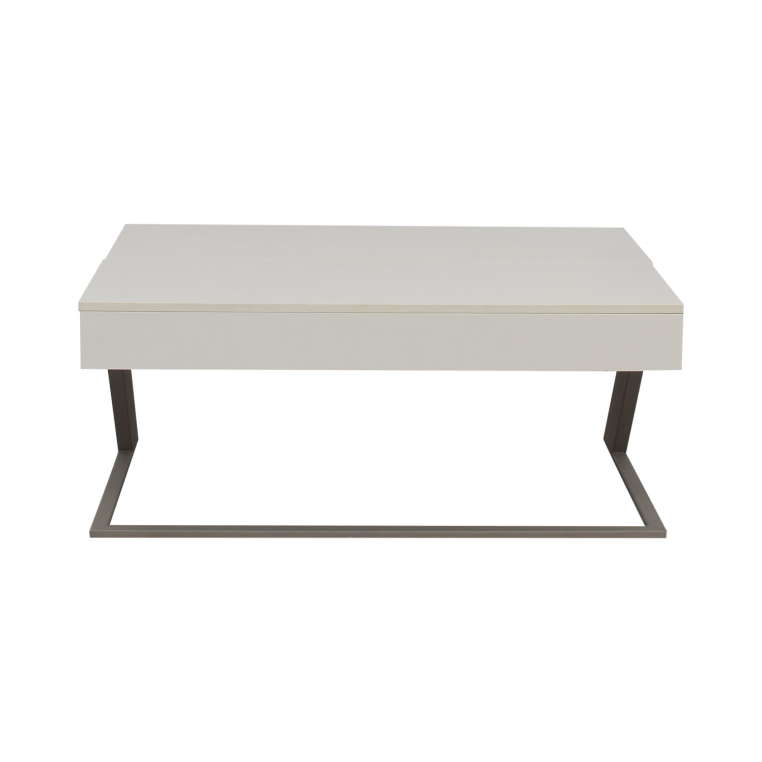 BoConcept BoConcept Granville White Coffee Table with Storage coupon