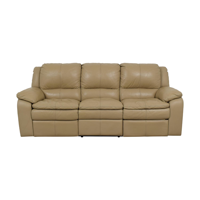 77 Off Jennifer Furniture Jennifer Furniture Beige