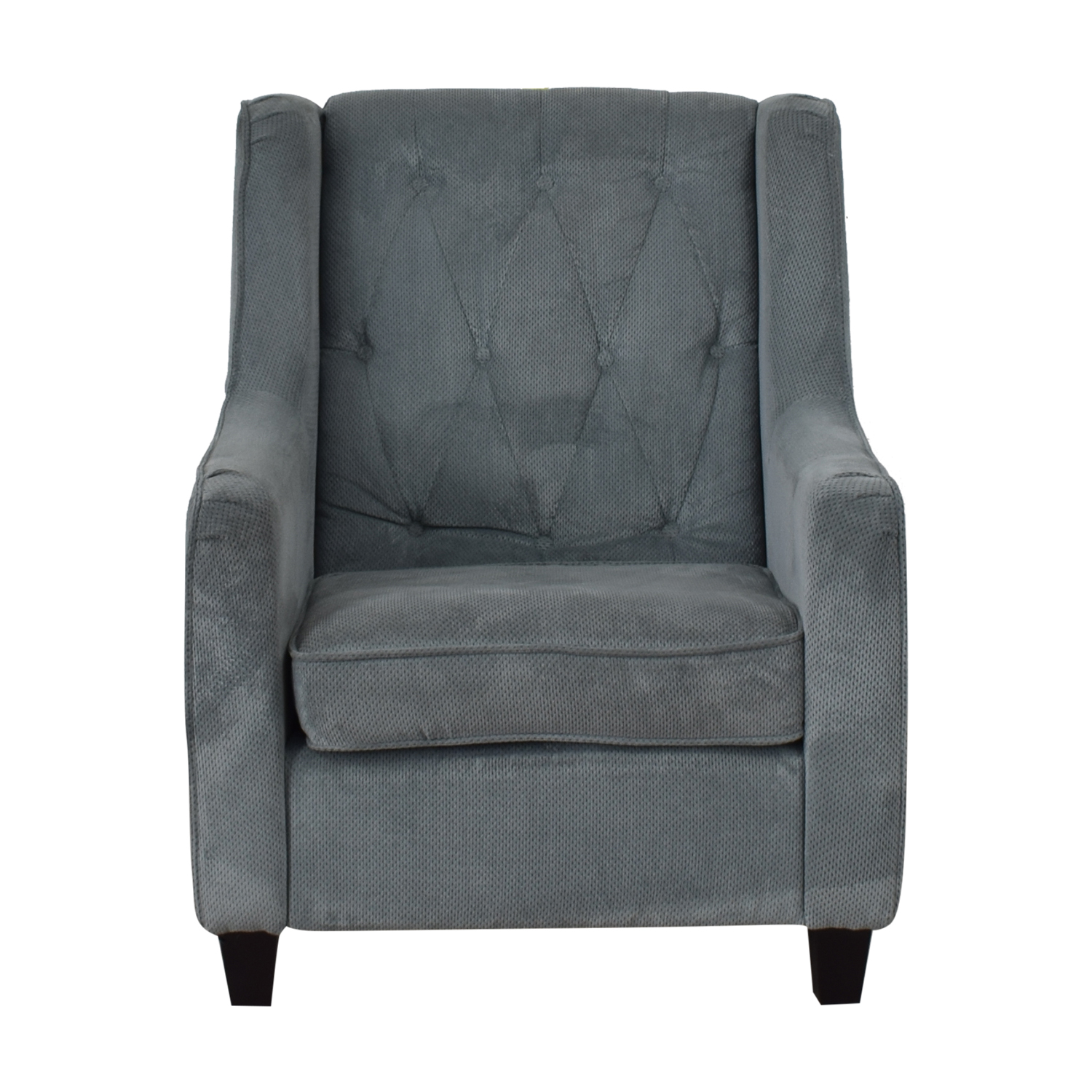 Home Goods Accent Chairs: HomeGoods Homegoods Blue Accent Chair / Chairs
