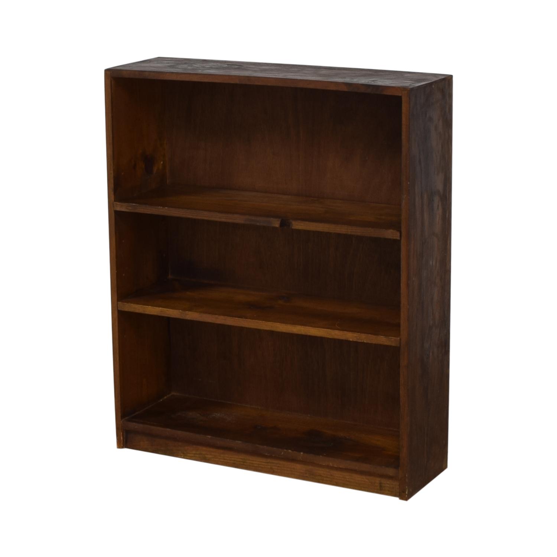Gothic Cabinet Craft Gothic Cabinet Craft Two-Shelf Bookcase price