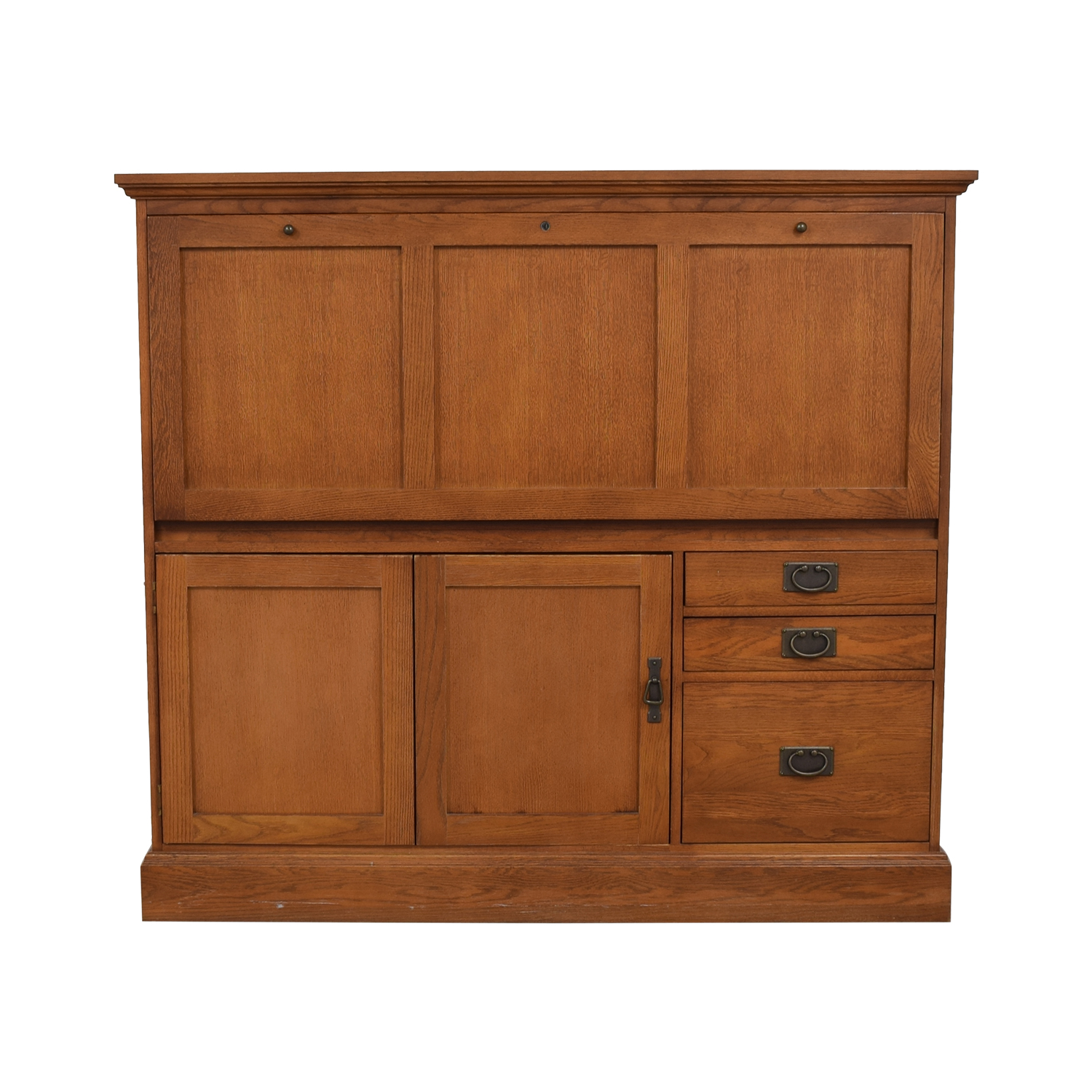 Hooker Furniture Hooker Furniture Cherry Desk Credenza Sofas