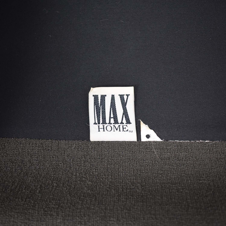 Max Home Max Home Mid Century Brown Three Cushion Sofa coupon