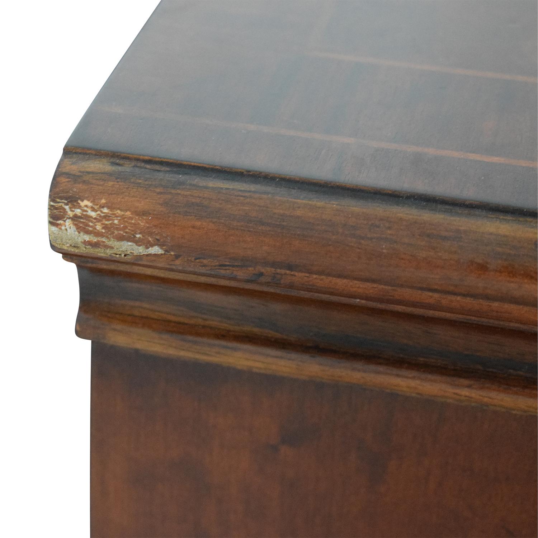 shop  Vintage Wood Twelve-Drawer Dresser online