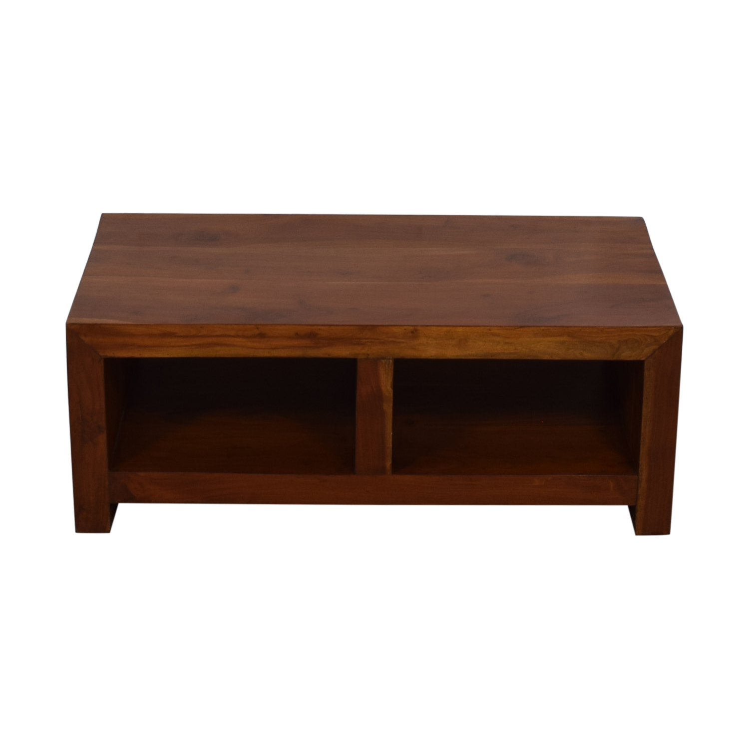 Wood Coffee Table dimensions