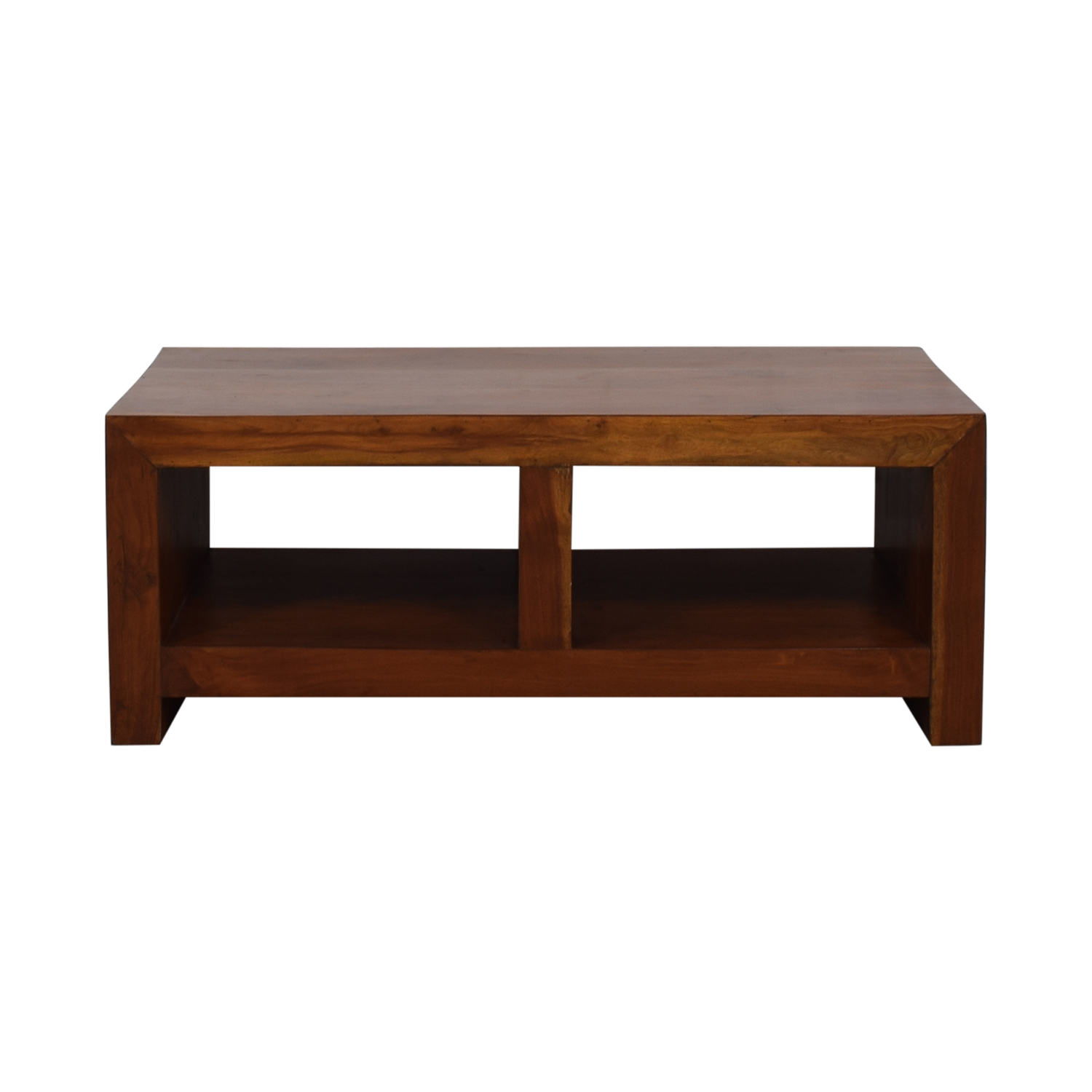 Wood Coffee Table discount