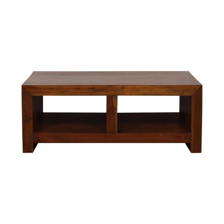 Wood Coffee Table sale