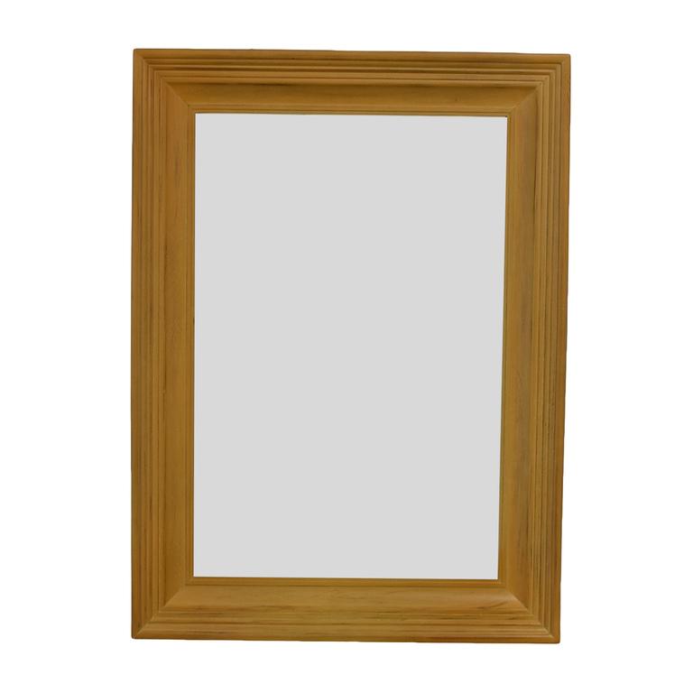 shop  Wood Framed Wall Mirror online