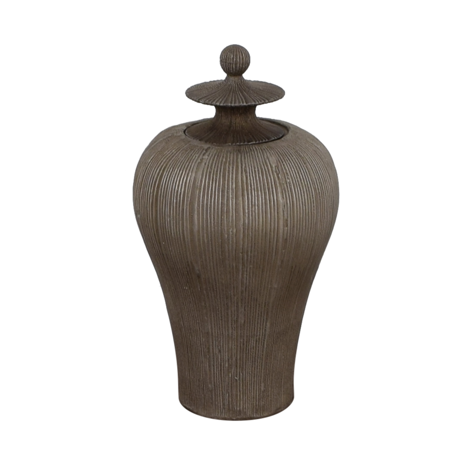 Dark Gold Urn sale