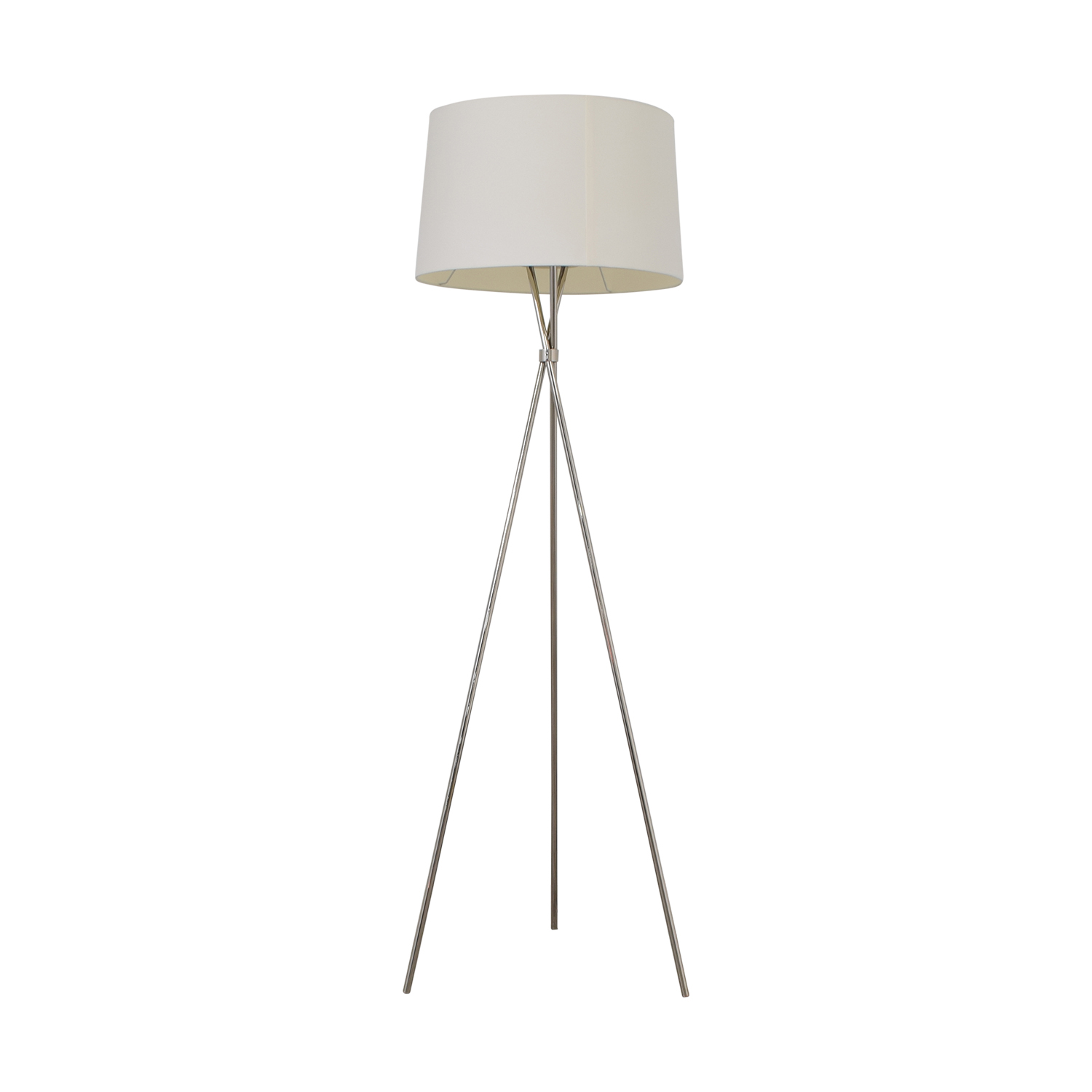 54 Off Design Within Reach Design Within Reach Tripod Floor Lamp