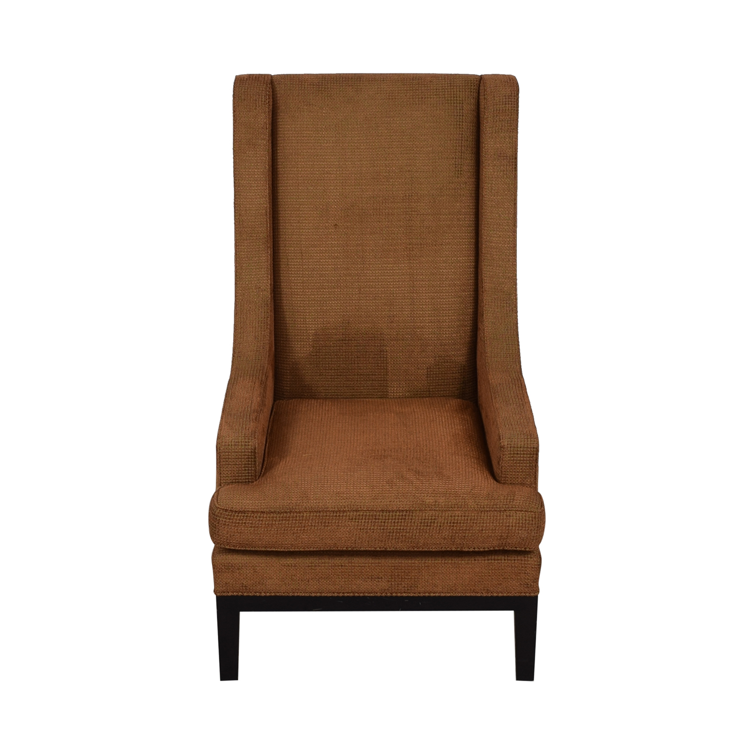 Furniture Masters Brown Upholstered Accent Chair