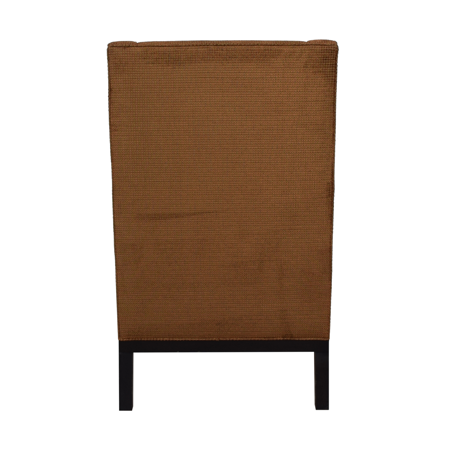 Furniture Masters Brown Upholstered Accent Chair Furniture Masters